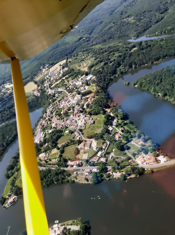 Vol Evasion Air Sud Vendée