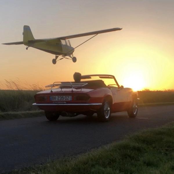 Vol Découverte Air Sud Vendée